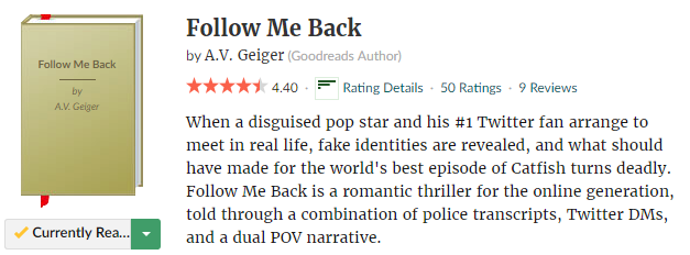 follow me back goodreads