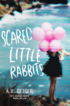 scared little rabbits cover